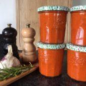 Sauce tomate maison, zéro-déchet presque gratuit
