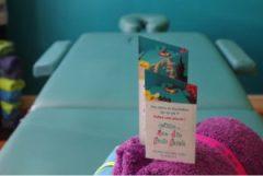 un massage est l'un des cadeaux de Noël anti-encombrement