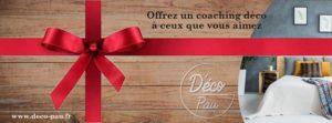 Un coaching déco et une consultation rangement, cadeaux de Noël anti-encombrement