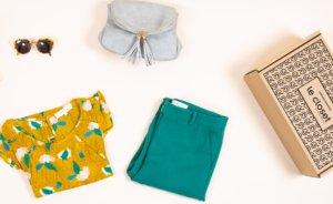 Vêtements loués avec Le Closet